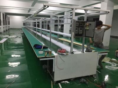 流水线设备东莞流水线双皮带流水线组装流水线包装流水线