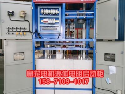 YKK-630KW鼠笼电机用水阻柜介绍