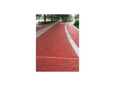 杭州彩色透水混凝土地坪材料批发。压花地坪模具施工