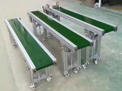 厂家直销皮带输送机环保型输送机东莞永镁机械电子设备
