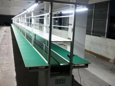 全自动流水线非标自动化生产线装配生产线永镁机械电子设备