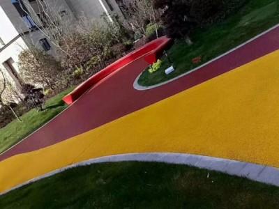 宁波彩色透水混凝土地坪材料批发,压花地坪模具