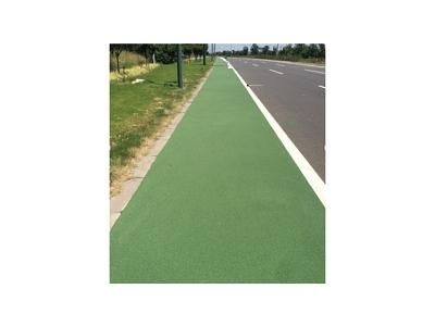 椒江彩色防滑道路材料批发,透水地坪材料施工