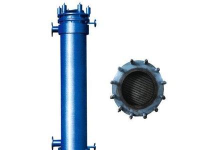 天津定做石墨降膜吸收器厂家,石墨降膜吸收器注意事项