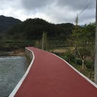 江山彩色透水地坪材料批发,压花地坪模具厂家