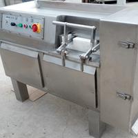 不锈钢牛肉粒切块机 冻肉鲜肉切丁设备