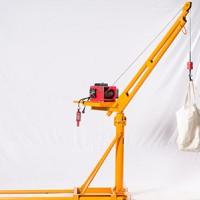 河北电葫芦吊机批发-建筑小吊机供应-360度室外小吊机