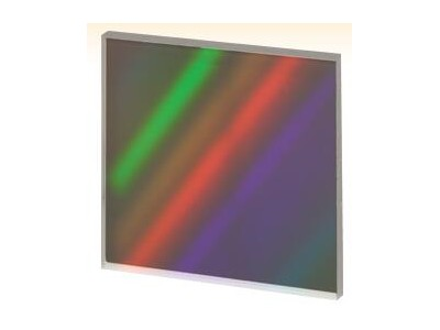可见光透射光栅