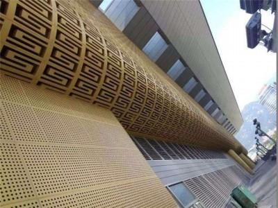 外墙装饰镂空雕花铝单板 定制生产 质量保障
