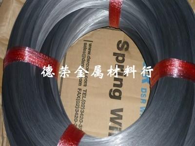 抗高温弹簧钢线 不锈钢弹簧钢线材料