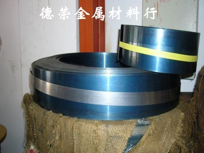 C67E弹力十足弹簧钢带 发蓝发黑弹簧钢带