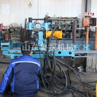 KY-6075金属矿山用全液压钢索取心探矿钻机