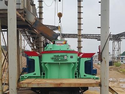 提倡环境维护绿色环保广西制砂机厂家