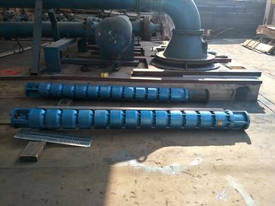 天津耐温100度热水泵-热水潜水泵扬程-热水深井泵流量