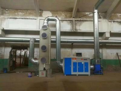 uv光氧废气净化处理设备