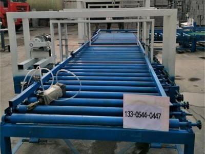山东德骏水泥发泡保温板生产线 精进工控 传动未来