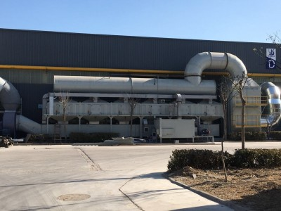 RCO 催化燃烧废气净化设备喷漆房最新型产品