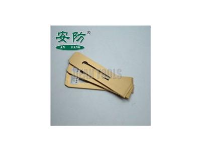 防爆刨刃铜刨刀防爆刨刀175*43mm纯铜刀片木工刨刀片