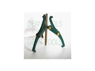 防爆三爪拉拔器无火花三爪拉马轴承拆卸工具拉拔器防爆英式拔轮器