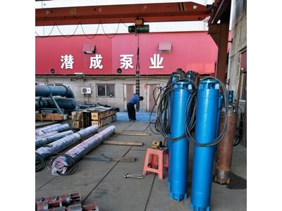天津热水泵报价-大流量热水深井泵品牌