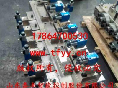 1000噸龍門剪插裝閥,泰豐智能廠家專業制造