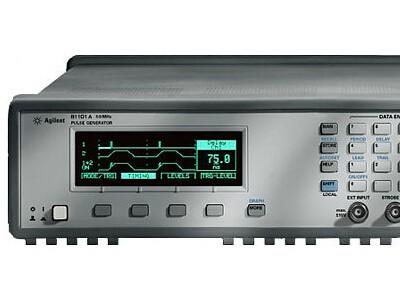 东莞市供应二手Agilent81101A脉冲发生器