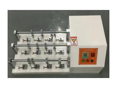 YN-PG-12 皮革耐曲挠试验机