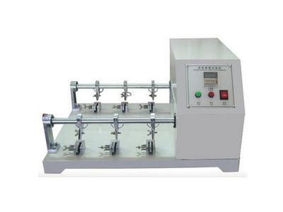 YN-PJ-6皮革鞋面料纺织类耐挠性试验机