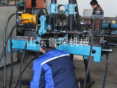 山东鲁探匠心制作KY-150金属矿山探矿钻机 坑道探矿钻机