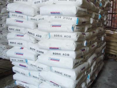 优质硼酸进口俄罗斯硼酸