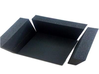 橡塑板 华美B1级橡塑海绵板 风道保温专用