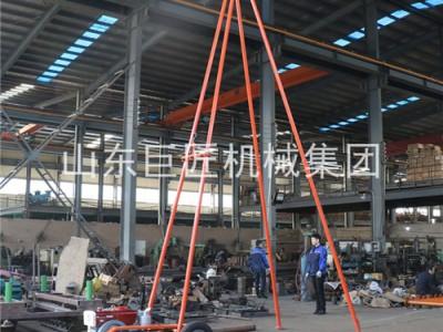 SH30-2A大口径工程勘察钻机可出口研究所高校专用
