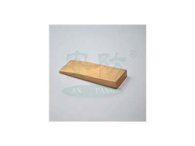 防爆斜铁防爆无火花材质安防牌铜制平垫铁调整斜铁