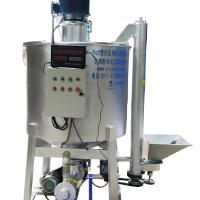 山西省大同市GD2-1500型不锈钢腻子膏搅拌机生产设备