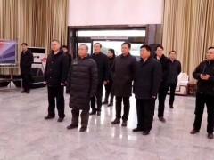 山东省委刘家义书记一行15人莅临山东朱氏药业集团进行