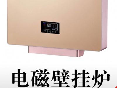 5KW-10KW家用智能壁挂式电磁采暖炉