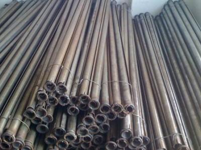 管缝锚杆 开缝锚杆生产 矿用支护锚杆MF33