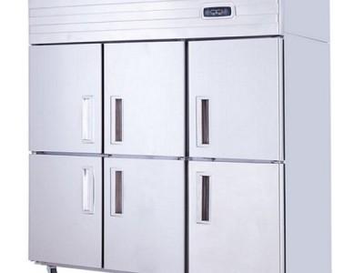 西安爱雪六门冷柜机