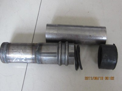联冶钢管有限公司主业生产声测管注浆管全球供应
