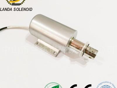 厂家直销圆管式电磁铁TU3257 兰达直流电磁铁