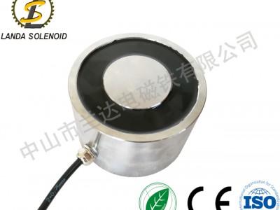 厂家直销直流电磁铁H12080 大吸附力350kg