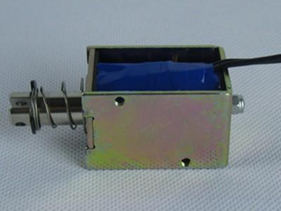 广东中山电磁铁SQ1039喷绘机缝纫机专用电磁铁