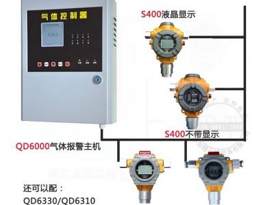医疗行业固定式碳酸二甲酯气体泄漏浓度检测报警器