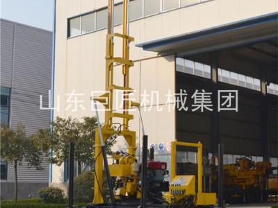 XYD-130履带水井钻机130米百米钻勘探院专用可出口