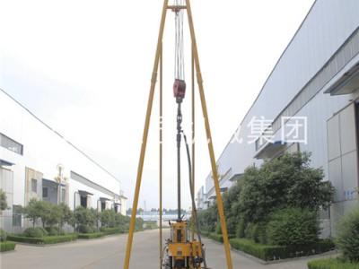 HZ-200Y200米液压水井钻机百米钻勘探院专用可出口