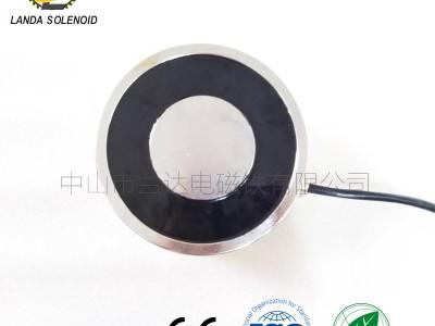 厂家供应优质 电吸盘电磁铁H8080 24v 吸力250kg