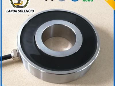兰达厂家直销超大吸力200公斤电磁铁H12030 24VDC
