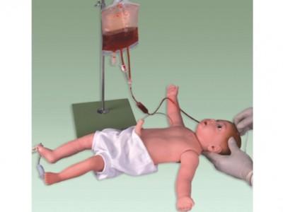 上海高级婴儿全身静脉穿刺模型