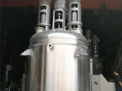 多功能反應釜優質廠家 印花漿生產設備 電池漿料設備