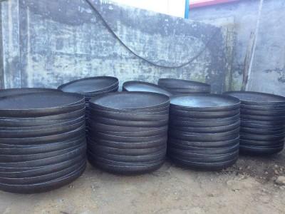 不锈钢椭圆焊接封头GB12459-90规格426-1200